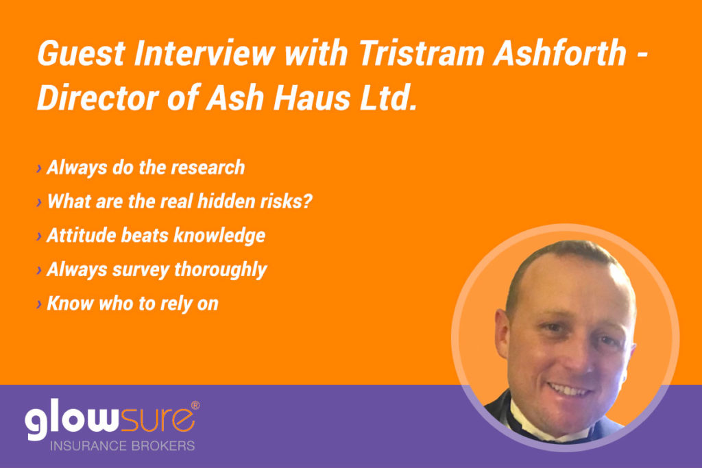 Guest Interview with Tristram Ashforth