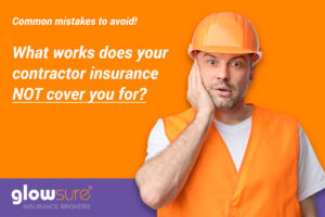 what does contractor insurance not cover